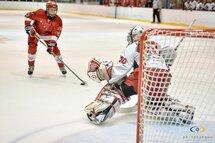 Modifications aux sites de compétition de hockey masculin pour la Coupe Dodge 2018