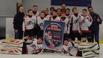 Champions Pee Wee A section Nord-Est