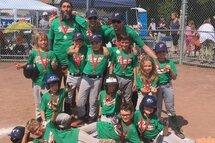 Les A's remportent le Championnat de la ligue Atome B/RC+
