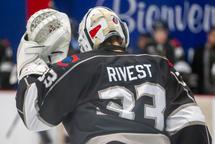 Vincent Rivest accroche ses patins et devient entraîneur des gardiens