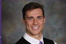Xavier Laneuville dans la NCAA
