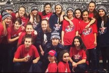 2017 Quebec Women's Team