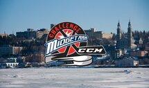 Place à la ronde éliminatoire au Challenge Midget AAA-CCM