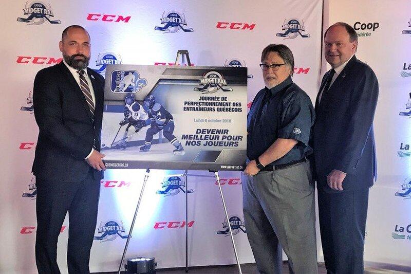 Une première édition pour la Journée de perfectionnement  des entraîneurs québécois