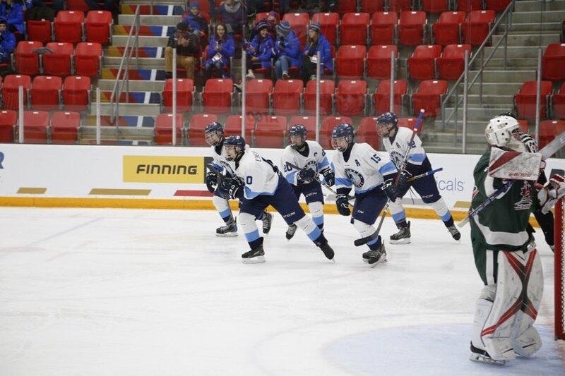 Victoire convaincante d'Équipe Québec contre la Nouvelle-Écosse