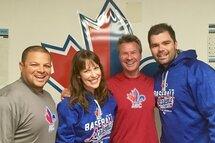 Un nouveau programme pour les meilleures joueuses de baseball au Québec