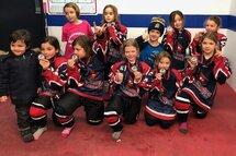 Félicitations à nos championnes - Pionnières de Lanaudière