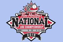 Le Championnat canadien 18U débute aujourd'hui
