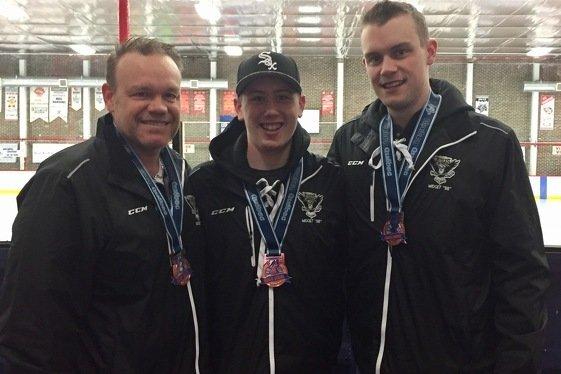 Le hockey: une histoire de famille chez les Goyette
