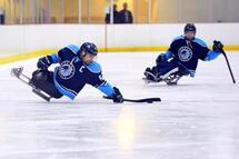 Une finale enlevante pour le Championnat canadien de hockey sur luge!