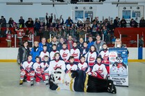 Finalistes Classe C - Coyotes Laval-Nord