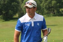 Vincent Blanchette's great golf season
