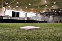 2020 Baseball en gym hiver / Winter indoor baseball