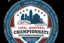Champions et Finalistes Interrégionaux 2018