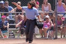 Umpires registration