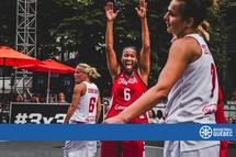 La saison estivale de basketball 3X3 prolongée !