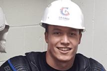 Le joueur du match Cage aux Sports : #98 Mathieu Young
