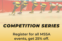 Save money with the Competition Series discount!