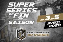 SUPER SÉRIES DE FIN DE SAISON