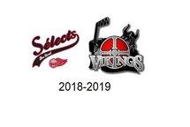 Félicitations à nos 10 réprésentants Sélects du Nord faisant partis de l'Édition 2018-2019 des Vikings de St-Eustache Midget AAA!!