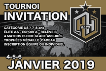 Tournoi INVITATION H-PLUS