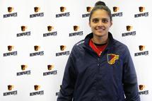 Sina Bourbeau nommée entraineure-chef de l'équipe Remparts Midget AAA