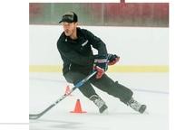 Martin Scully  - Entraîneur de patinage en puissance