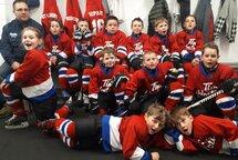 Programme de chandails de hockey Timbits