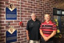 Richard Gladu, Mario Morissette et Claude Pelletier immortalisés au Temple de la renommée du baseball Québécois RDS