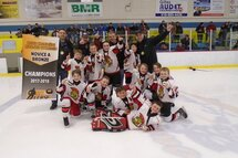 NOVICE A1 - CHAMPIONS DES SÉRIES BRONZE