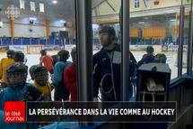 Capture écran: reportage Radio-Canada