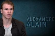 Mon parcours au hockey mineur | Alexandre Alain