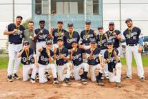 Champions - Dodgers de Pierrefonds