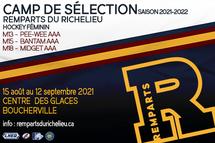 Camp de sélection AAA 2021