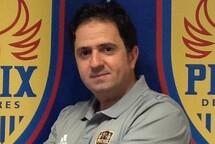 Omar Gueddari, nouveau directeur technique du Club de soccer Phénix des Rivières