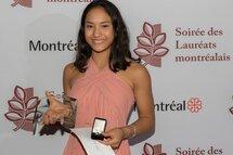 Zoé Allaire-Bourgie (Gymnastique) - Lauréate de la catégorie Étoile Montante
