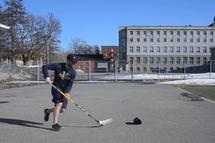 Essayez deux nouveaux exercices conçus pour les hockeyeurs