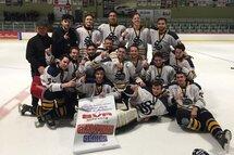 Les Seigneurs Junior A champions des séries de la Ligue SVR