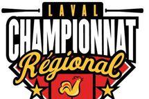 MISE À JOUR Horaire Championnats régionaux B Laval du 7 au 11 août