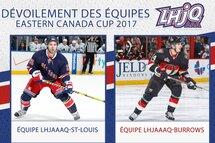 Nos anciens Raphael Bastille et Emmanuel Aucoin au challenge eastern Canada Cup 2017