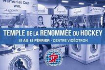Le Temple de la renommée du hockey s'arrêtera au TIHPWQ