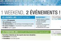 Conférence Place Bonaventure - SUCCÈS DES JMS 2-3-4 octobre