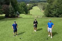 Club de golf St-Jean-de-Matha   Un défi à l'image de sa réputation : remarquable!