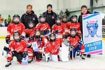 Tornades Novice 4 | Finalistes  du tournoi Novice de Laval ✨