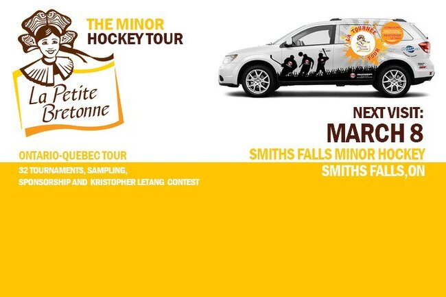 Next Visit: Smiths Falls Ontario