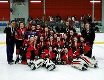 Midget AA Championne Laval