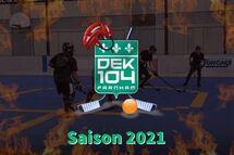 La saison de Dek commence enfin!