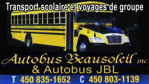 Autobus Beausoleil