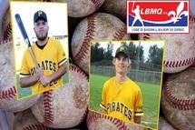 Deux joueurs des Pirates de Laval repêché par la LBMQ