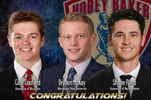 2021 Hobey Baker Hat Trick finalists announced